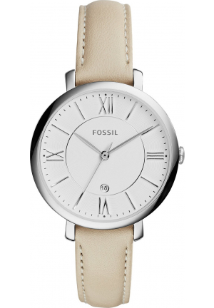 FOSSIL JACQUELINE WOMEN'S STAINLESS STEEL WATCH 36MM