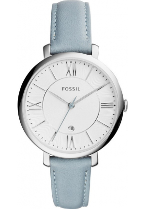 FOSSIL JACQUELINE WOMEN'S QUARTZ BLUE WATCH 36MM