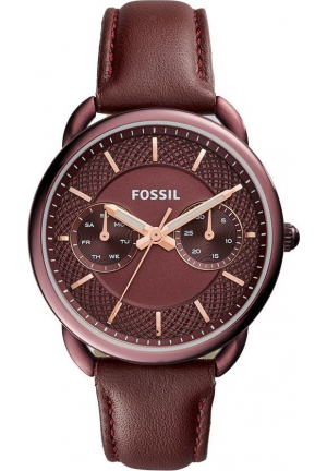 FOSSIL ES4121 TAILOR LADIES MULTIFUNCTION WATCH 35MM