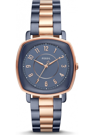 FOSSIL ES4278 IDEALIST THREE-HAND TWO-TONE WATCH 36MM