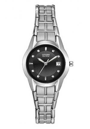 CITIZEN Eco-Drive Stainless Steel Bracelet Watch 26mm
