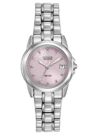 Citizen Women's Eco Drive Stainless Steel Watch