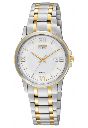 CITIZEN Eco-Drive Two-Tone Watch 28 mm