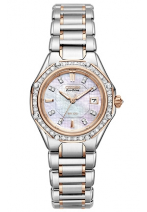 Citizen Women's The Signature Collection Eco-Drive Octavia Diamond Watch