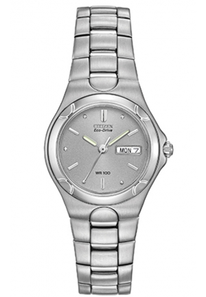 Citizen Women's Eco-Drive Corso Stainless Steel Watch