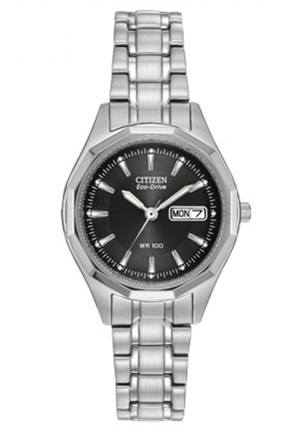 Citizen Women's Eco-Drive Stainless Steel Sport Watch