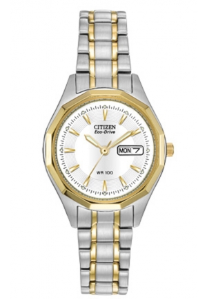 Citizen Women's Eco-Drive Sport Two-Tone Watch