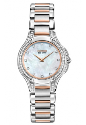 Citizen Women's The Signature Collection Eco-Drive Fiore Watch