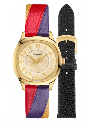 FERRAGAMO TIME LADY, 36MM
