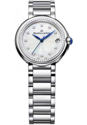 MAURICE LACROIX Fiaba Silver Dial Ladies Watch 32mm
