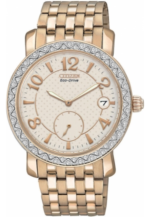 Citizen Women's Drive from Citizen Eco-Drive BRZ Swarovski Crystal Accented Watch