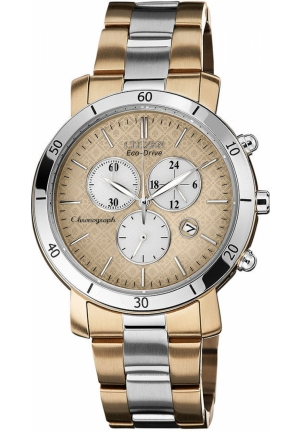 Citizen Women's Drive from Citizen Eco-Drive AML 3.0 Chronograph Watch