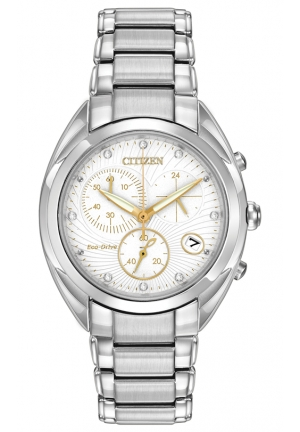 Citizen Women's Celestial Analog Display Japanese Quartz Silver Watch