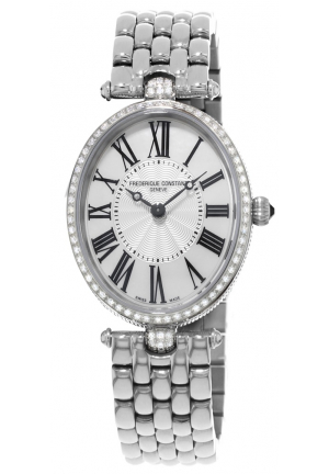 ART DECO MOTHER OF PEARL DIAL LADIES WATCH 24.5 MM X 30 MM