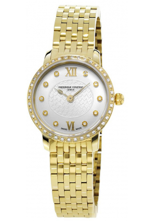 SLIMLINE MINI LADIES WRISTWATCH 25MM