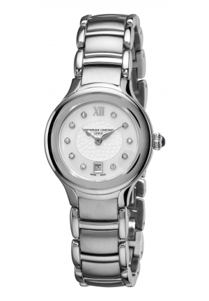 DELIGHT MOTHER-OF-PEARL DIAMOND DIAL WATCH 31MM