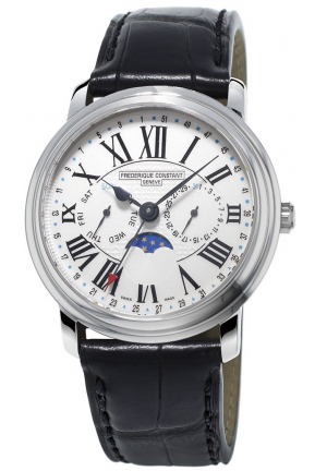 PERSUASION MOONPHASE LADIES WRISTWATCH 40MM