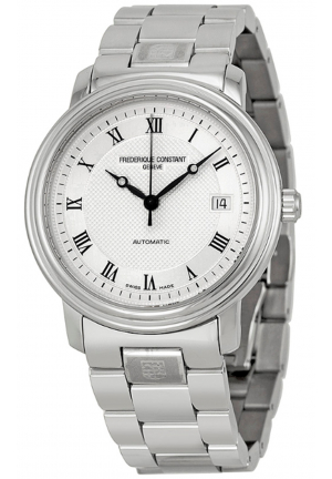 CLASSICS CHOPIN AUTOMATIC SILVER DIAL MEN'S WATCH 38MM