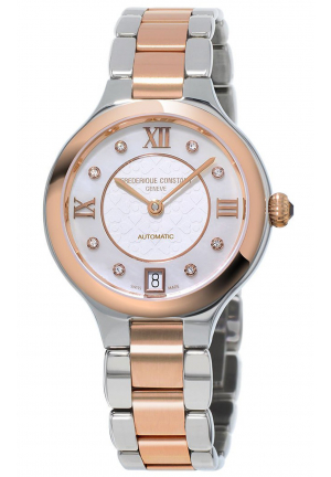CLASSIC DELIGHT AUTOMATIC LADIES WATCH FC-306WHD3ER2B, 33MM