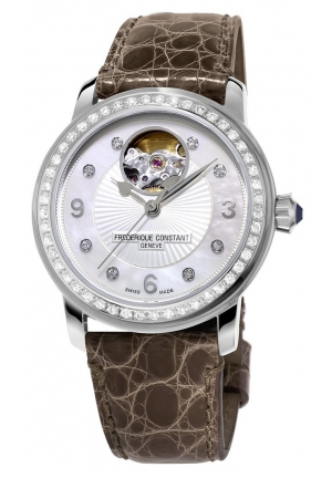 HEART BEAT AUTOMATIC LADIES WATCH , 34MM
