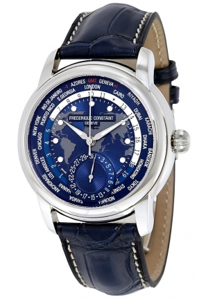 FREDERIQUE CONSTANT Manufacture Worldtimer Automatic Men's Watch