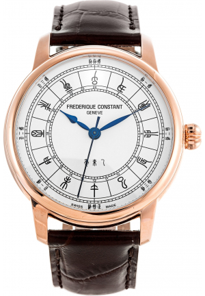 FREDERIQUE CONSTANT MANUFACTURE ZODIAC WATCH
