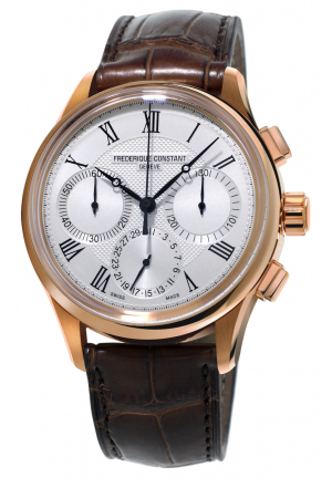 Frederique Constant Rose Flyback Chronograph Manufacture FC-760MC4H4