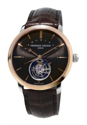 MANUFACTURE TOURBILLON FC-980C4SZ9, 43MM