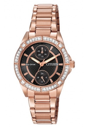 Citizen Women's Drive from Citizen Eco-Drive Stainless Steel Watch