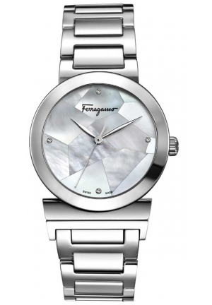 GRANDE MAISON STAINLESS STEEL LADIES WATCH, 33MM
