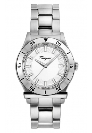 SALVATORE FERRAGAMO 1898 WATCH, 40MM