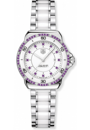 FORMULA 1 LADY CERAMIC QUARTZ WATCH 32mm