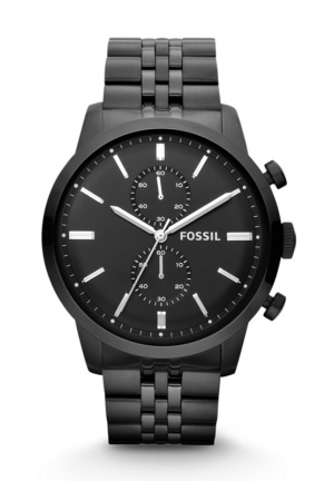 FOSSIL Grant Chronograph Stainless Steel Watch 44mm