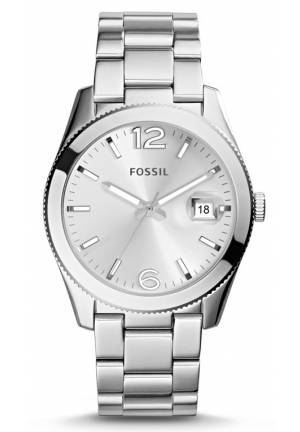 FOSSIL Perfect Boyfriend Stainless Steel Bracelet Watch 39mm