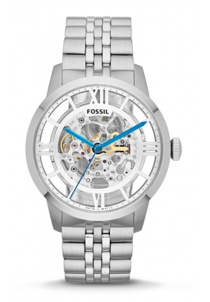FOSSIL Townsman Automatic Stainless Steel Watch 44mm