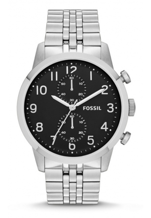 FOSSIL Townsman Chronograph Stainless Steel Watch 44mm