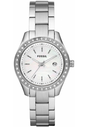 FOSSIL Women's Mini Stella Glitz Stainless Steel Bracelet 30mm
