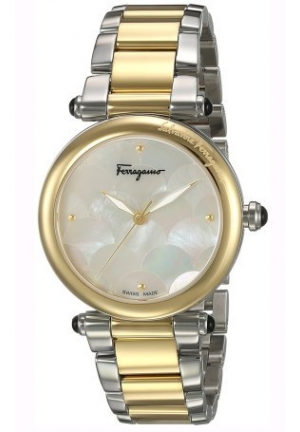 SALVATORE TWO-TONE STAINLESS STEEL, 31MM