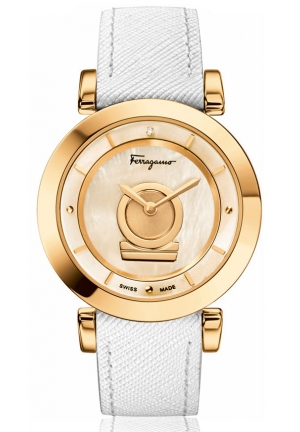 SALVATORE FERRAGAMO Minuetto Quartz movement, 36mm