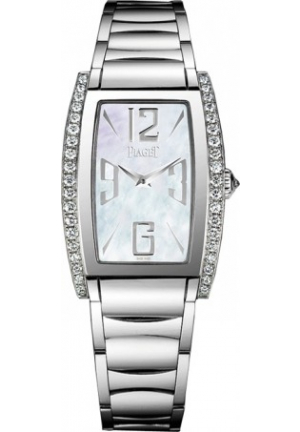 PIAGET LIMELIGHT MOTHER OF PEARL DIAL G0A32095 27X38MM