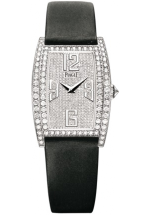 PIAGET LIMELIGHT DIAMOND PAVE G0A36193 24X32MM