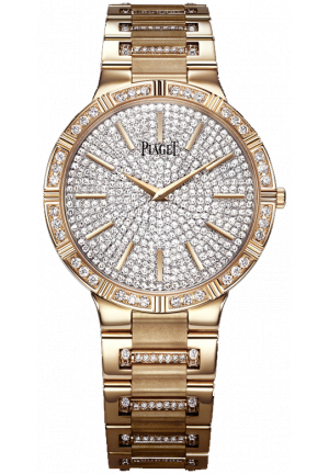 PIAGET DANCER ROSE GOLD ULTRA-THIN G0A37054 38MM