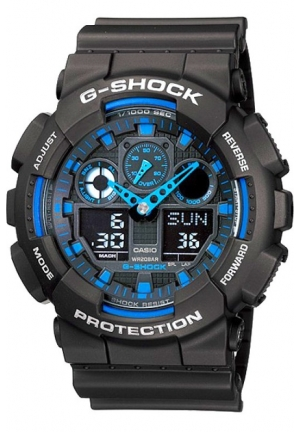 CASIO G-SHOCK Men  55MM
