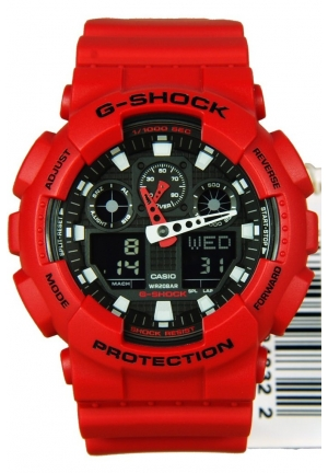 Casio G-Shock Crazy Color Watch 49MM