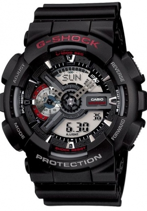 Casio G-Shock MEN Classic Analog-Digital Black Watch
