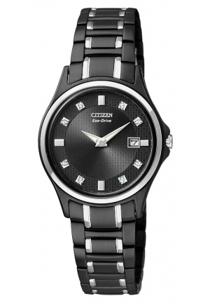 Citizen Women's Diamond Eco Drive Watch