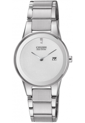 Citizen Women's Eco-Drive Axiom Stainless Steel Watch