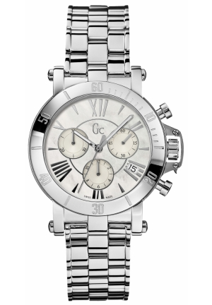 GC Women's Chronograph Femme Two Tone Stainless Steel Bracelet 38mm