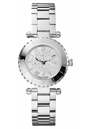 GC Women's Gc Mini Chic Diamond Accent Stainless Steel Bracelet 28mm