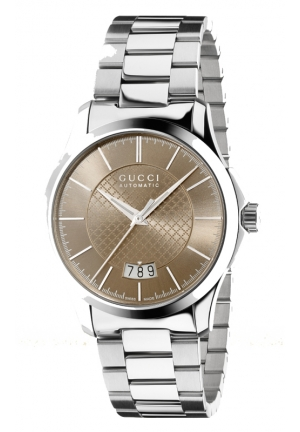GUCCI G-Timeless Collection Stainless Steel Watch 38mm